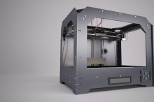 3D Printer by  in Electronics