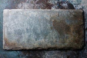 Stone slate background