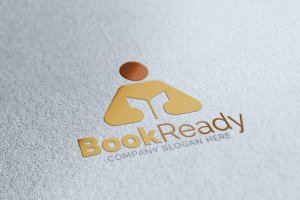 Book Ready Logo
