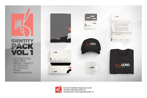 Download Identity Pack Vol. 1