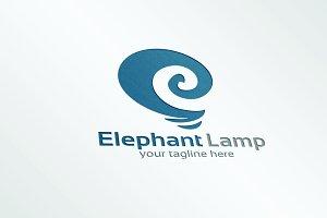 ElephantLamp - Logo Template
