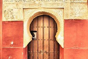 arabic facade