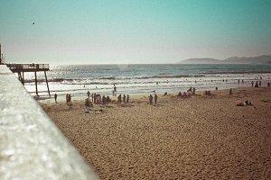 Hipster Beach