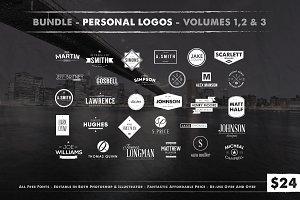 Personal Logos Bundle
