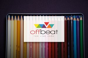 [68% off] OffBEAT - Logo Design