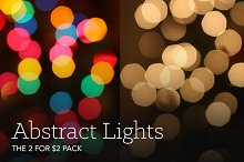 Abstract Lights - 2 for $2