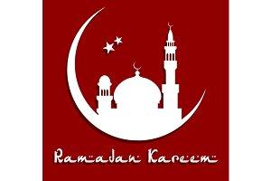Holy Ramadan Kareem design