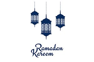 Ramadan Karrem Holiday design