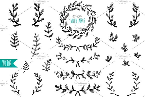 Winter Background Vector Free Vector Download 45 386 Free: Illustrations On Creative