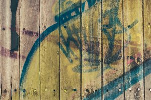 texture of colored wooden  wall