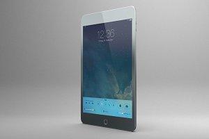 iPad Mini 4 Mock Up