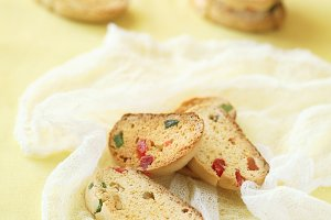 Honey Orange Biscotti