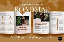 Process Roadmap Lead Magnet | CANVA