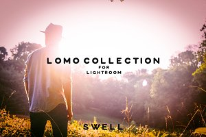 The Lomography Collection Lightroom