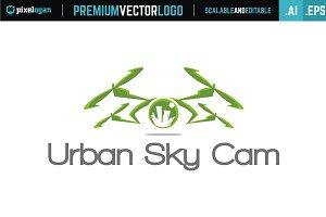Urban Sky Camera Logo