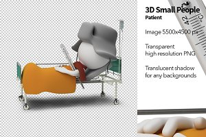 3D Small People - Patient