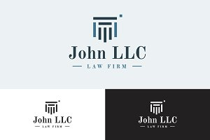 Law Consulting Attorney Logo
