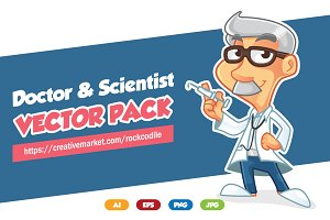 Doctor Vector Pack