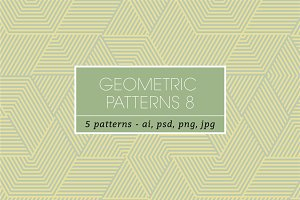Geometric Patterns 8