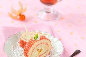 Deco Swiss Roll Cake