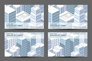 Templates business cards