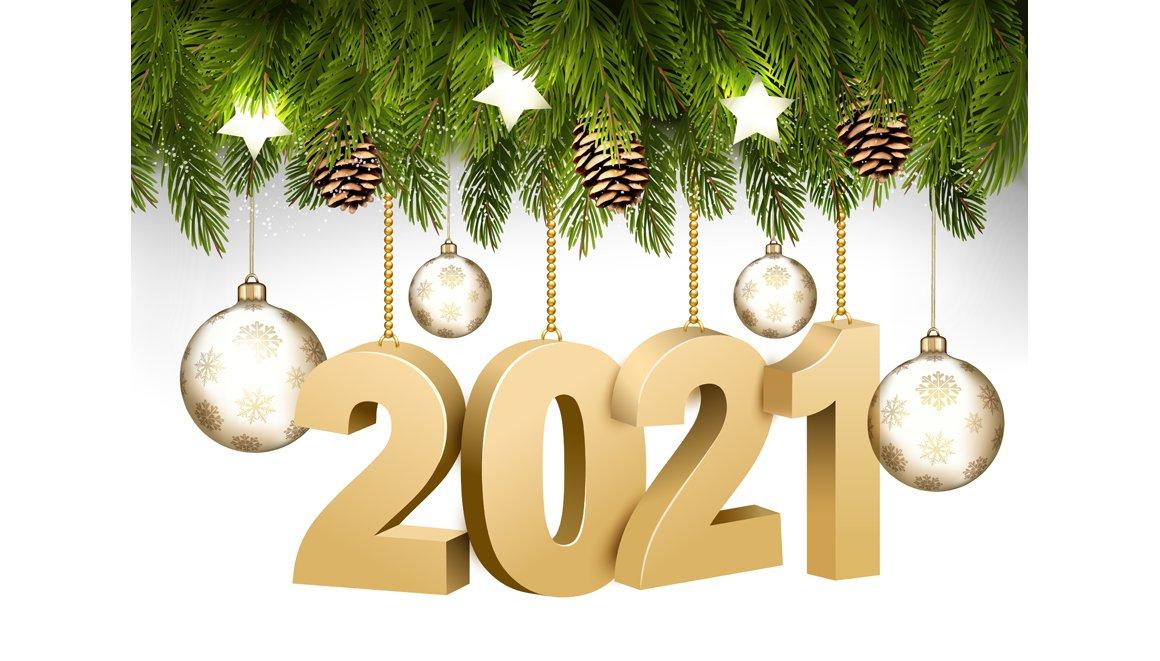 Christmas Holiday 2021 Christmas Holiday Frame With 2021 Pre Designed Illustrator Graphics Creative Market