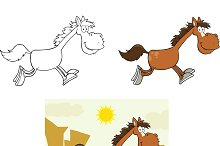 Smiling Horse Collection