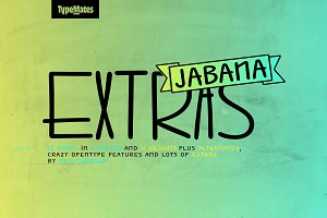 Jabana Extras - Complete Pack