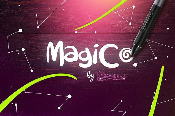 Magico Font