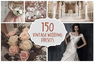 150 Vintage Film Lightroom Presets