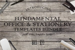 Fundamental Stationery Bundle