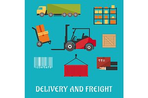 Delivery and shipping industry