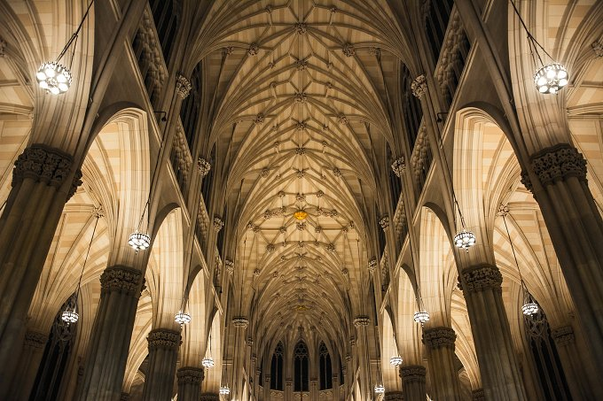 St. Patrick's Cathedral - Architecture