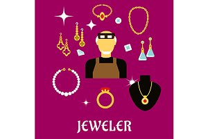 Jeweler or goldsmith