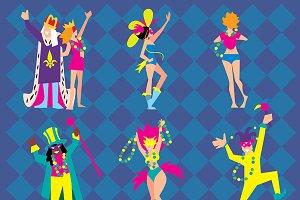 Mardi Gras Festival!