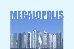 Megalopolis Print