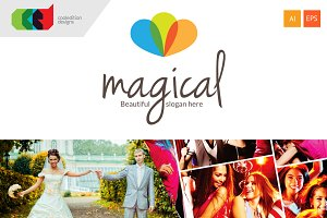 Magical - Logo + Free BC