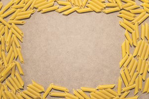 texture of pasta