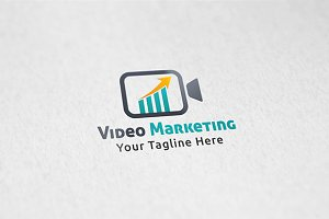 Video Marketing -Logo Template