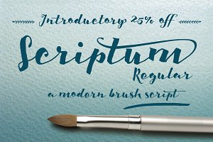 Scriptum Regular