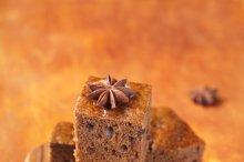 Vegetarian Honey Coffee Cake