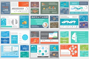 Infographic templates 34 version