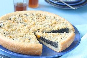 Poppy Seed Pie