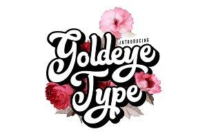 Goldeye Type