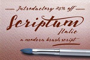 Scriptum Italic