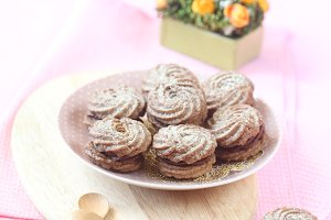 Viennese Sable Cookies