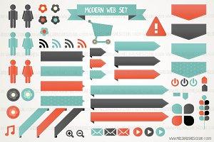 Modern Web Set
