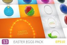 Easter Eggs Pack