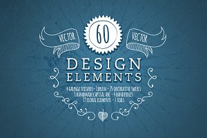 60 Design Elements