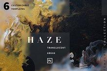Haze Translucent Templates